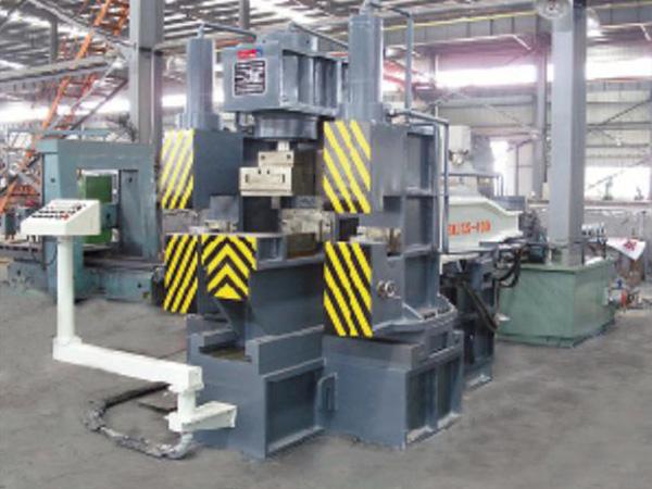 400T frame bending machine