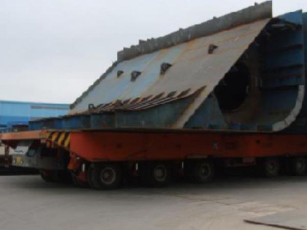 320T Flat-bed Truck